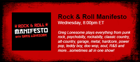 Rock & Roll Manifesto