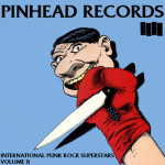 International Punk Rock Superstars Vol. 8 from Pinhead Records!
