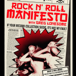 Rock N Roll Manifesto 154: 3 Years!