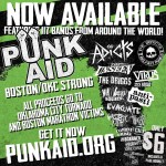 PUNK AID Compilation out now! 117 world-wide bands for $6!