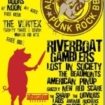 Riverboat Gamblers, Lost In Society, and American Pinup added to Altercation Punk Rock BBQ!