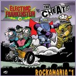 "The Cheats / Electric Frankenstein - ""Rockamania 1"" from Screaming Crow Records!"