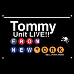 Tommy Unit LIVE!! #459 – Live from Rockaway Beach!